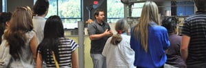 Austin Community College Students Tour Our Campus