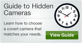 Guide to hidden cameras