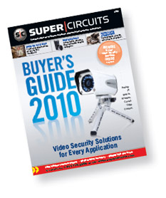 Supercircuits 2010 buyer's guide catalog