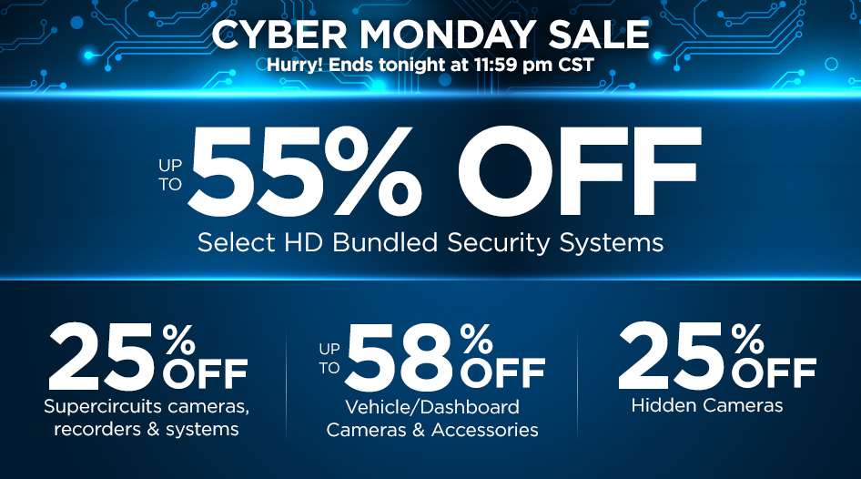 Cyber Monday Sale! Hurry, ends 11/25/16!