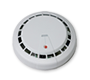 Covert smoke detector with two cameras