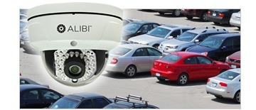 IP Outdoor Cameras