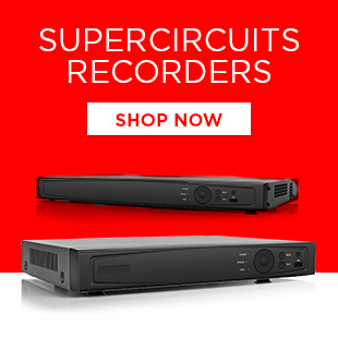 October Sale - Shop all Security Recorders