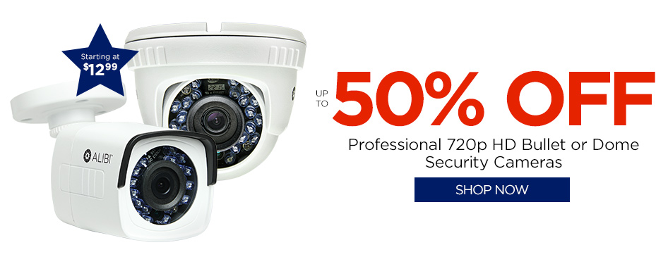 Shop Security Cameras