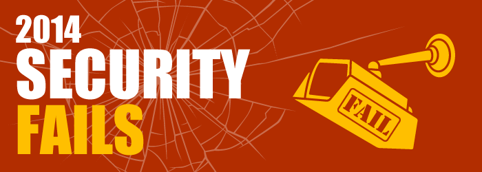 2014 Security Fails to Learn From in 2015