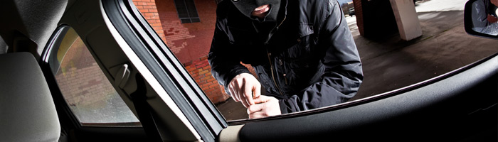 Top 10 Places in the US for Auto Theft in 2012 Revealed