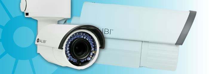 Meet the Alibi 3.0 Megapixel IP Varifocal Bullet Camera