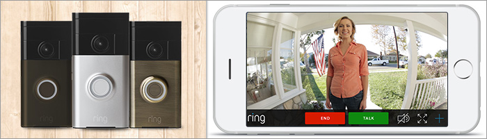 Introducing the Ring Video Doorbell