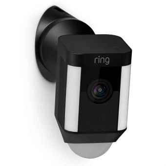 Wall Mount for Spotlight Cam Wired - black