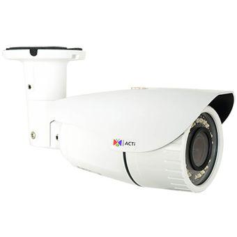 ACTi 5MP 100' IR WDR IP Bullet Security Camera