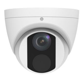 2.0 Megapixel Turret Network Camera, 98' Night Vision