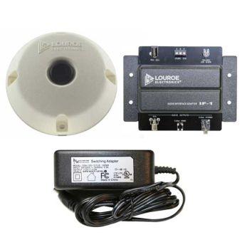 Single Zone Audio Monitoring System