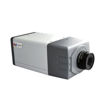 ACTi 2MP WDR IP Box Security Camera