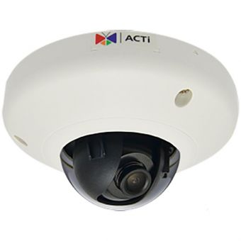 ACTi 2MP Indoor WDR IP Mini Dome Security Camera