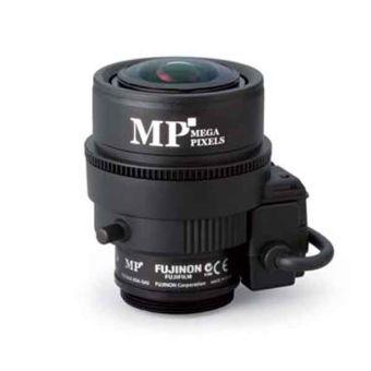 Fujinon Compact 3 Megapixel 2.8-8 mm Varifocal CS-Mount Auto-Iris Lens