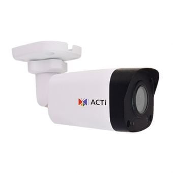 ACTi 4MP 130' IR WDR IP Mini Bullet Security Camera