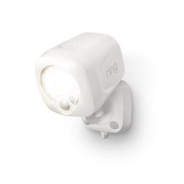Ring™ Smart Lighting Battery Powered Spotlight - White