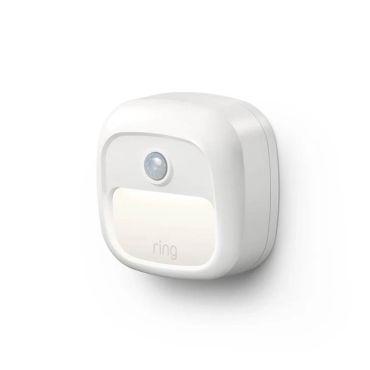 Ring™ Smart Lighting Battery Powered Steplight - White