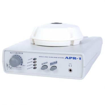 Single Zone Audio Monitoring System with Live Monitoring Capabilities
