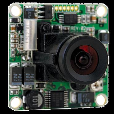 1000 TVL Starlight WDR Board Camera with Standard Lens