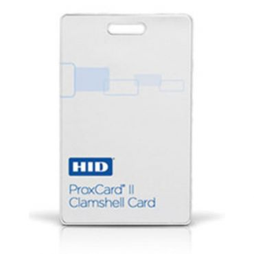 HID ProxCard II Access Control Clamshell with Special Card Numbering
