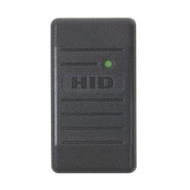 HID ProxPoint Plus Black Access Control Mini Mullion Access Control Reader