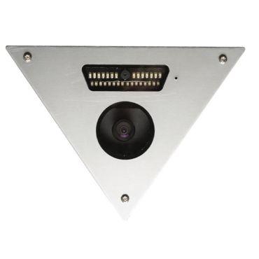 2.2 Megapixel 1080p HD-TVI CVBS 40' IR Wide Angle Corner Mount Security Camera