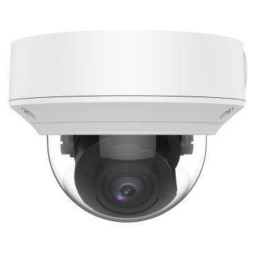 4 Megapixel Starlight Varifocal Vandal-Resistant Dome Camera, 131 Feet Night Vision