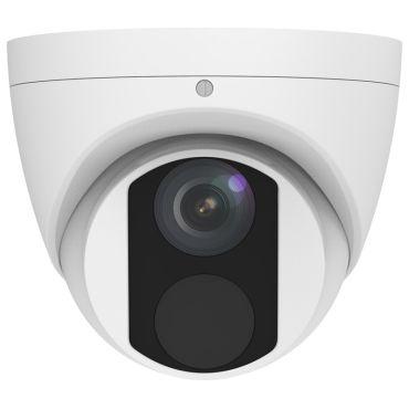 4 Megapixel Starlight IP Turret Security Camera, 98 Feet Night Vision