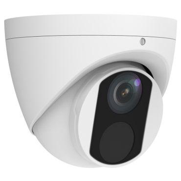 5 Megapixel Starlight IP Turret Security Camera, 98 Feet Night Vision