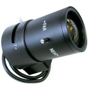 2.8-12 mm Varifocal Auto Iris Lens