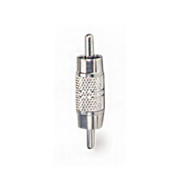 Male RCA to Male RCA Adapter