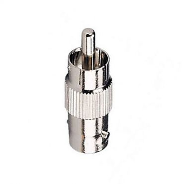 Male RCA to Female BNC Adapter