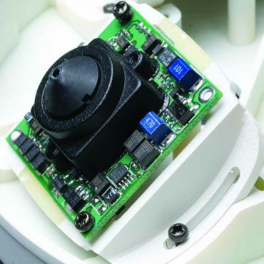 2.4 Megapixel Board Camera for the Covert Smoke Detector