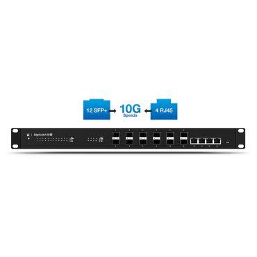 Ubiquiti EdgeSwitch 10G 16-Port Managed Aggregation Switch