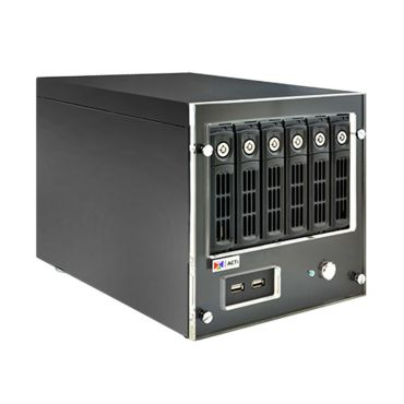 ACTi 64-Channel RAID Tower Standalone NVR with Additional Computing Power