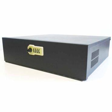 Security DVR Enclosure With Combination Lock
