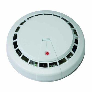 2.4 Megapixel 1080p HD-TVI, AHD, CVBS Smoke Detector Security Camera