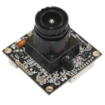 2.43 Megapixel HD-TVI/AHD/CVI/CVBS Board Security Camera with Standard Lens