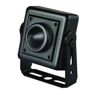 2.43 Megapixel HD-TVI/AHD/CVI/CVBS Security Camera with Cone Pinhole Lens