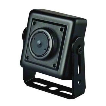 2.43 Megapixel HD-TVI/AHD/CVI/CVBS Security Camera with Flat Pinhole Lens