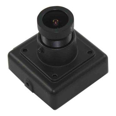 2.43 Megapixel HD-TVI/AHD/CVI/CVBS Micro Security Camera with Standard Lens