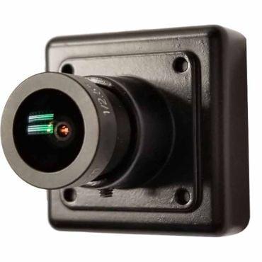 5.0 Megapixel HD-TVI, AHD Mini Security Camera with Standard Lens
