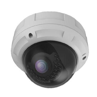 2.1 Megapixel 65′ IR Vandalproof D-WDR Outdoor Dome IP Security Camera