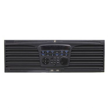 64-Channel Rack-mount NVR with RAID [OPEN BOX]