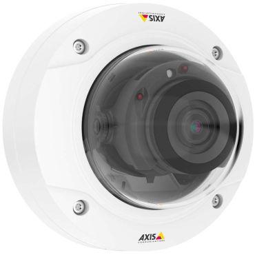 AXIS 5MP 100' IR WDR IP Varifocal Indoor Dome Security Camera