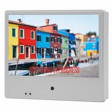 10-inch 1000TVL Public View LCD Security Monitor