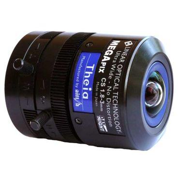 Theia 5.0 Megapixel Ultra-Wide Angle Varifocal DC Manual Iris CS-Mount Lens