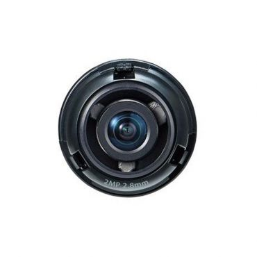 Hanwha 2MP 2.8mm Lens