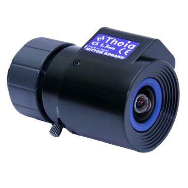 Theia 3.0 Megapixel Ultra-Wide Angle DC Auto-Iris CS-Mount Lens